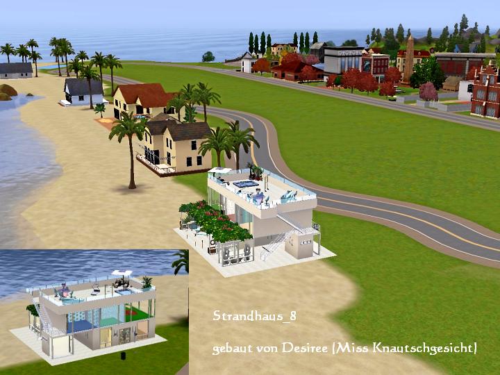 Strandhaus 8